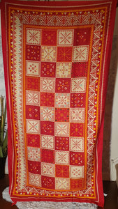"""India"" Blanket Scarf"