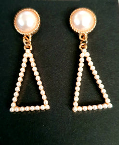 Cute Triangle Earrings