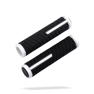 BBB Dual Grip Black/white