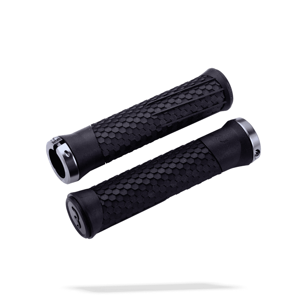 BBB Python Grip 142mm Grey/Black