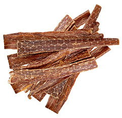 Beef Dog Treats Esophagus - No Hormone or Antibiotic 100% Natural Jerky Chew - 12 Inches