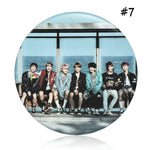 1Pcs Fashion KPOP BTS / Bangtan Boys JIMIN Badge Brooch / Chest Pin Souvenir Gift