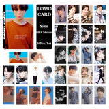 KPOP BTS Bangtan Boys LOVE YOURSELF Tear Album Self Made Paper Lomo Card Photo Card Poster HD Photocard