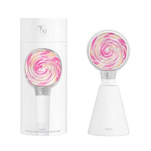 [MYKPOP]~OFFICIAL~TWICE OFFICIAL LIGHT STICK 2018 CANDY BONG KPOP FANS COLLECTION SA18082601