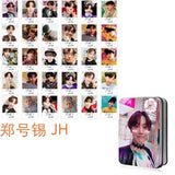 30pcs Bulletproof Youth League BTS 2018 SUMMER Personal Selfie Lomo Card Self-timer Photo Card Kids Toys Gift  XLZ9445