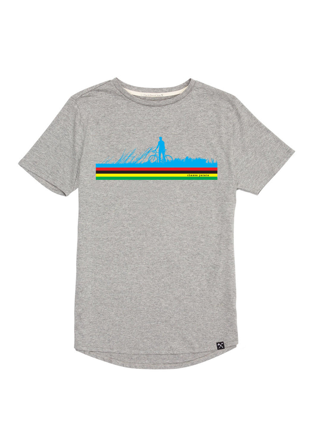GREY WORLD CHAMPION CYCLING T-SHIRT