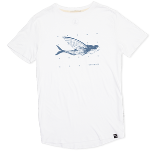 T-shirt - Biologisch Katoen - Driftwood fishing co.
