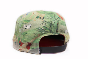 LIGHT GREEN JAPANESE CAP