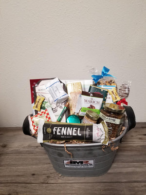 Medium Gourmet Gift Basket
