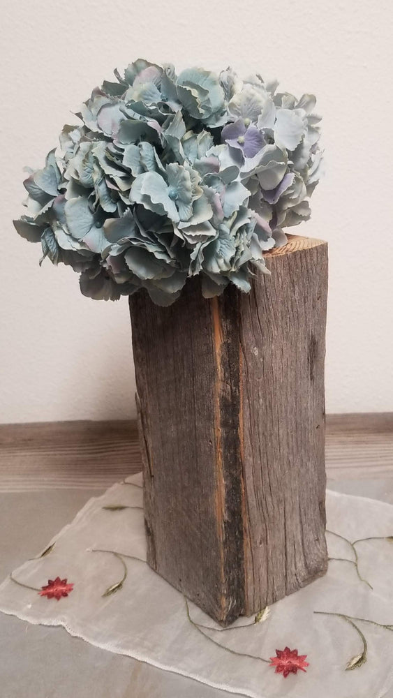 Bud Vase - Barn Wood Box