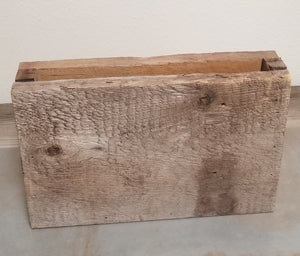 Cliff Creek - Barn wood Box