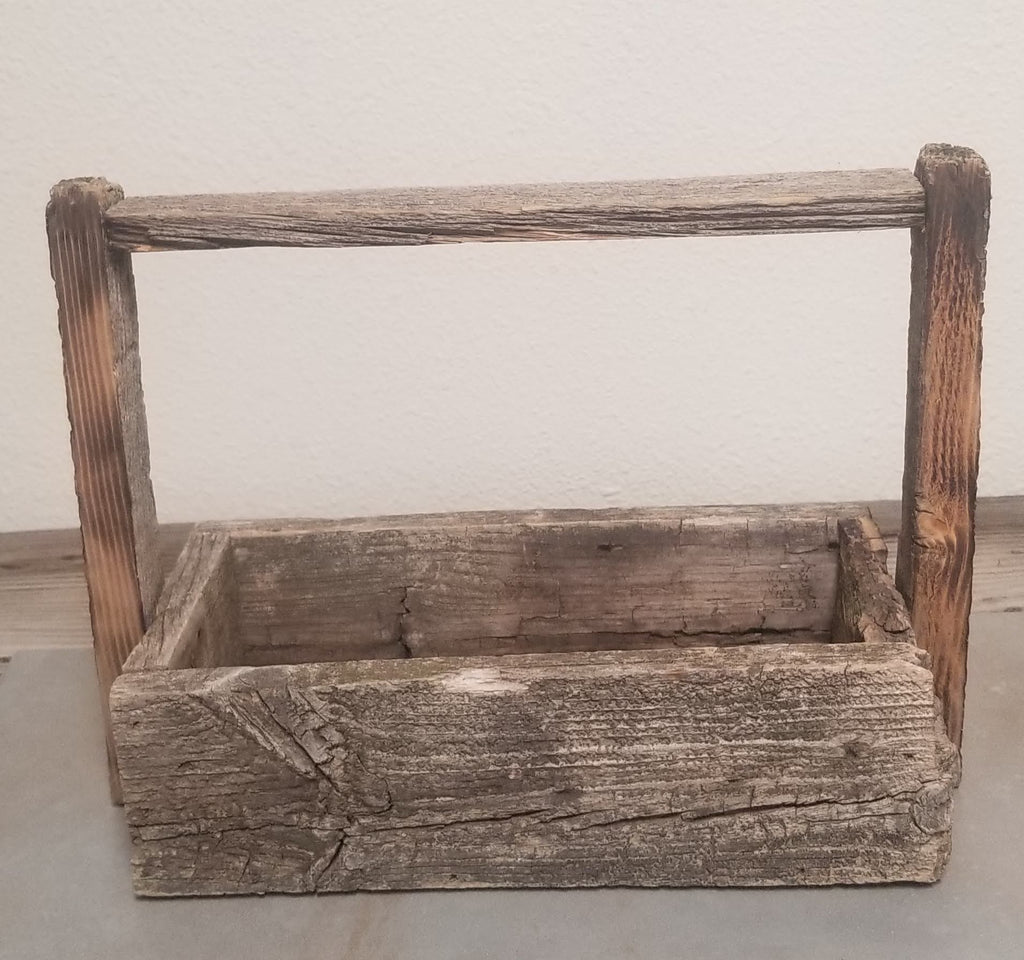 The Tool Box - Barn Wood Box