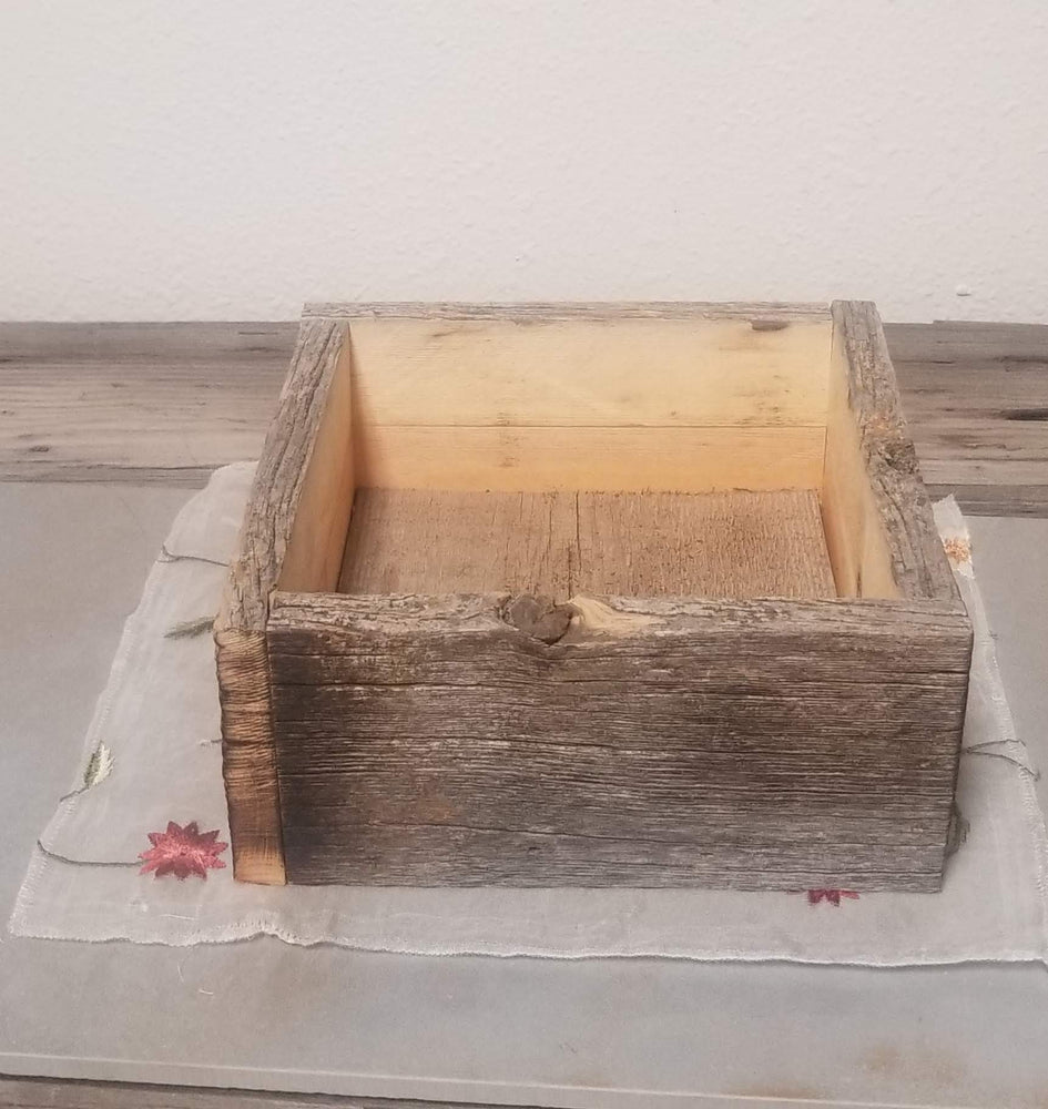 The Hoback - Barn Wood Box