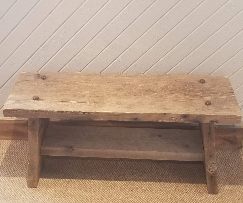 Barn Wood Bench