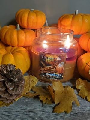 Soy Pumpkin Spice Candle