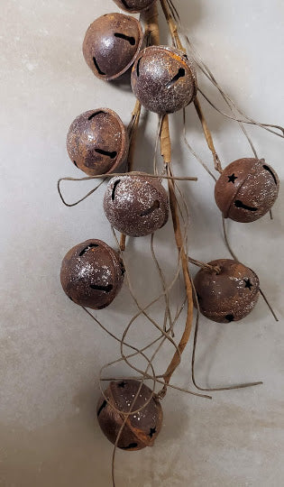 Rustic Jingle Bell Pick