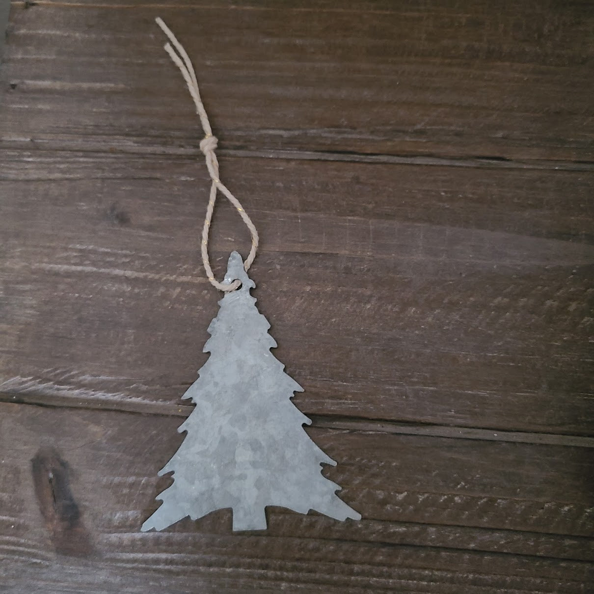 Metal Christmas Tree Hanger