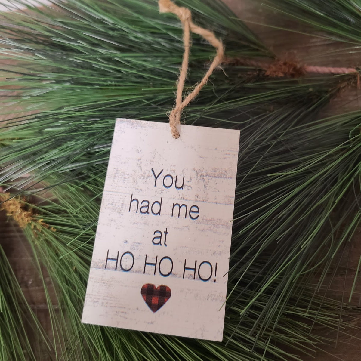 You Had Me At HoHoHo
