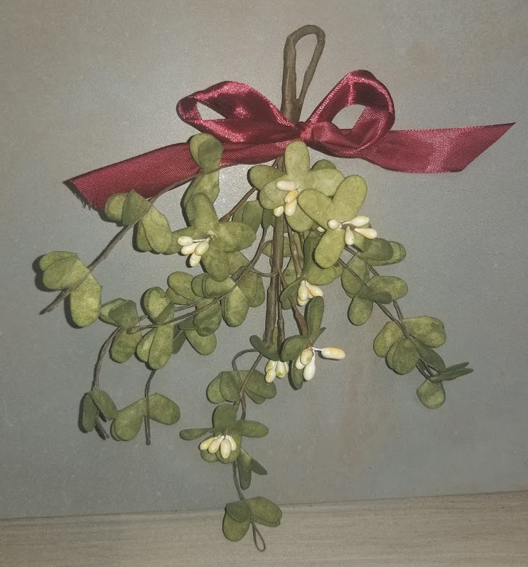 Artificial Mistletoe Hanging
