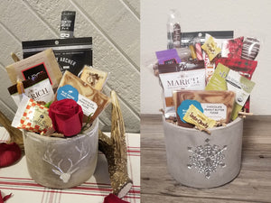 Small Gourmet Gift Basket