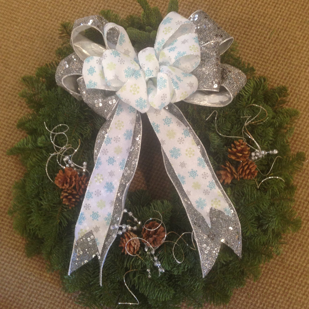 A Traditional Style Wreath