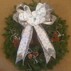 Traditional Style Wreath 24""