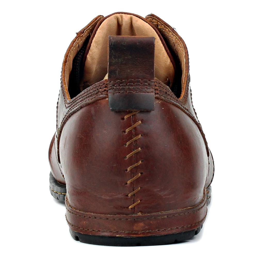 Men Handmade Genuine Leather Ankle Boots