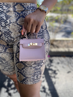 "Bae Pay Mini Bag ""Blush"""