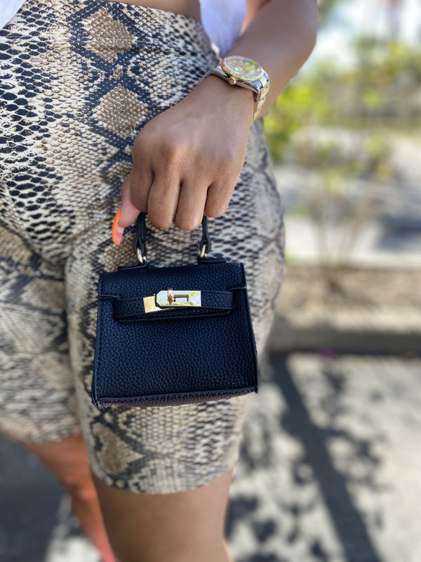 "Bae Pay Mini Bag ""Black"""