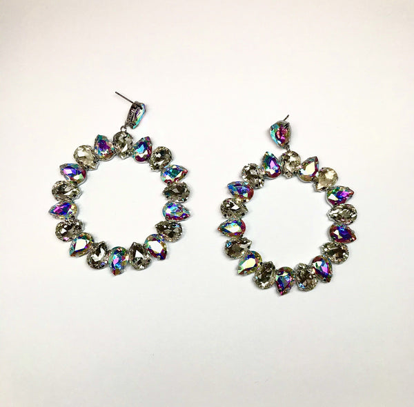 Iridescent Sis Earrings