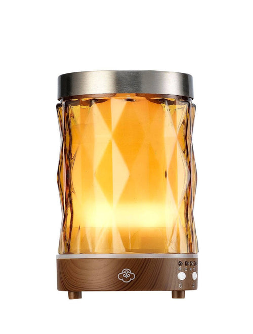 Amber Glass Aromatherapy Diffuser
