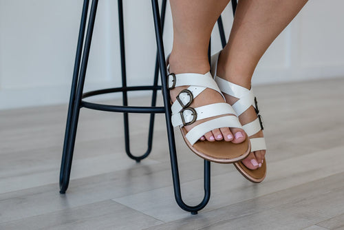 Rumor Has It Buckle Sandal