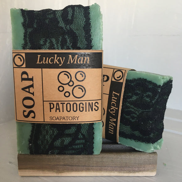 Lucky Man Soap