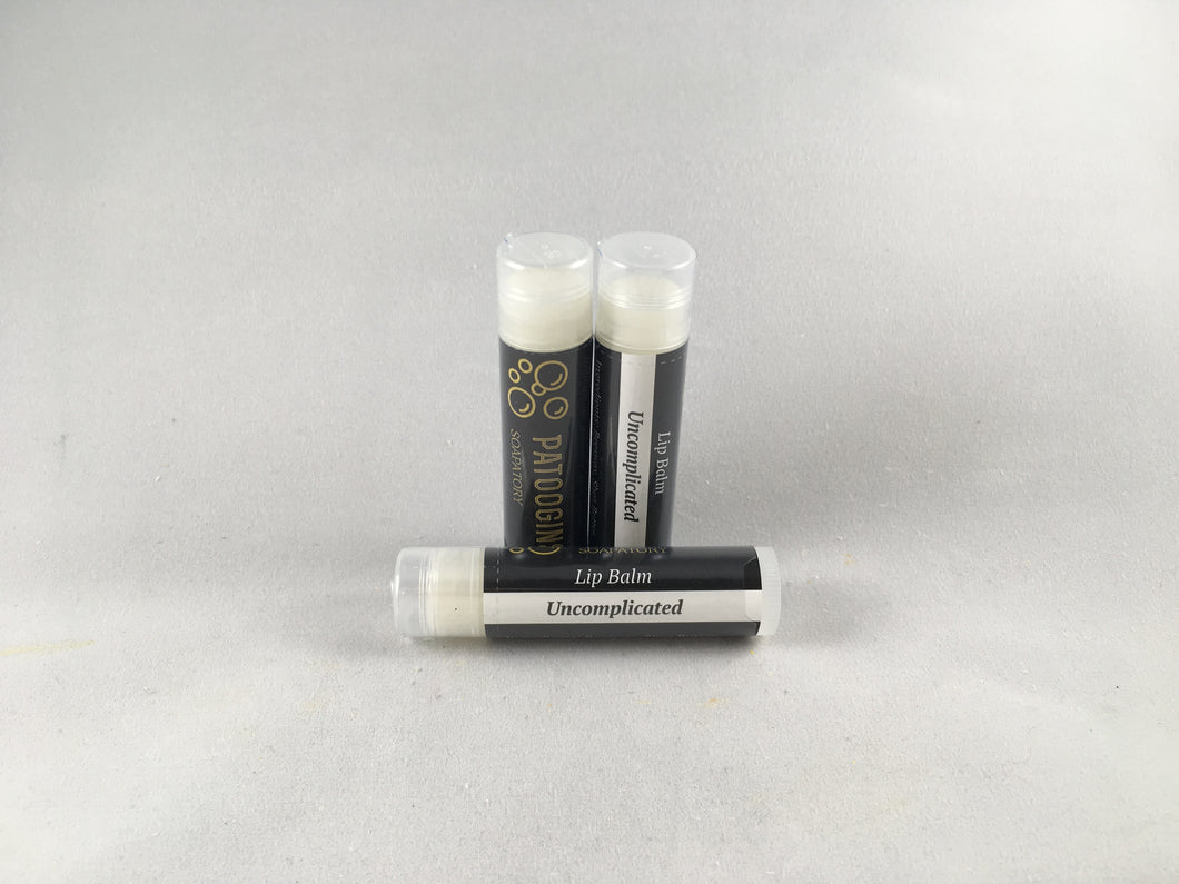 Uncomplicated Lip Balm