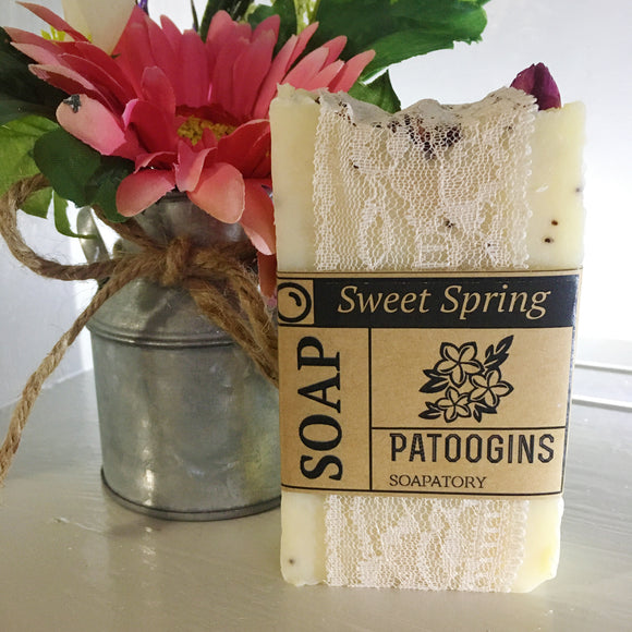 Sweet Spring Soap SEASONAL