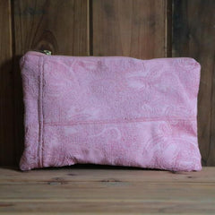 Perfectly Pink Oversize Clutch