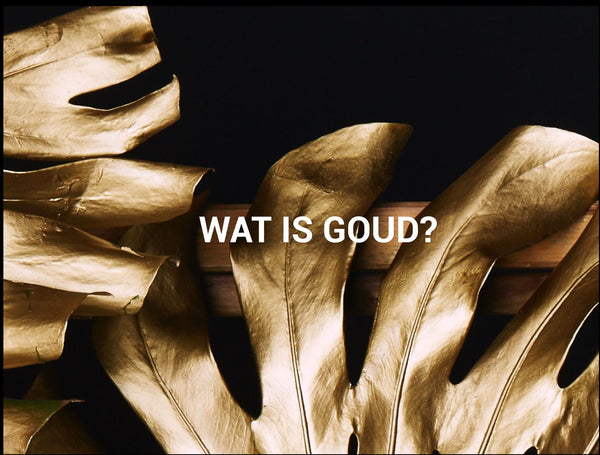 Wolff Jewellery (Amsterdam) - Wat is goud?