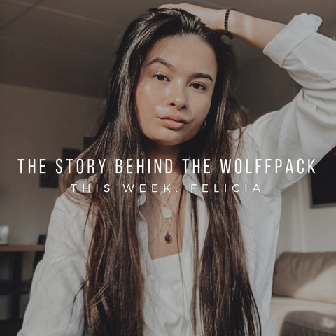 Felicia The Story behind the Wolffpack