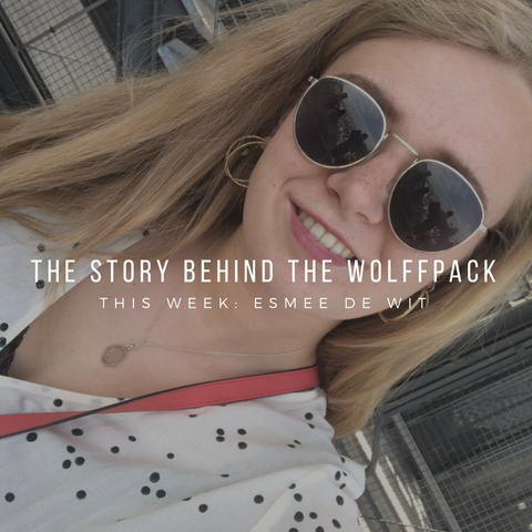 Esmee de Wit The Story behind the Wolffpack