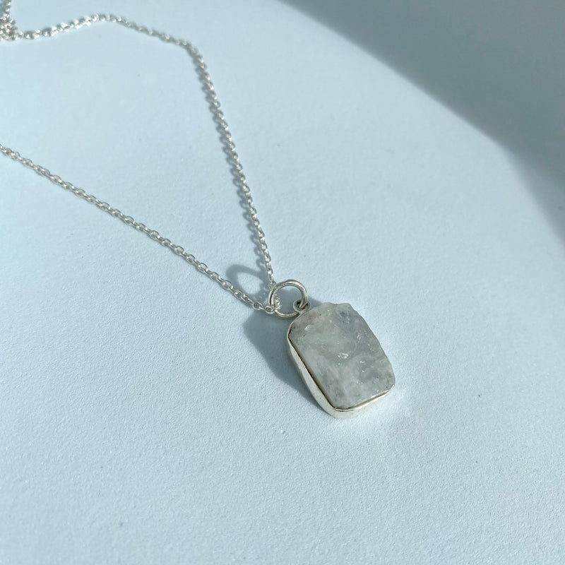 Stone of Intuition - Moonstone (Silver or Gold Plated) - Wolff Jewellery