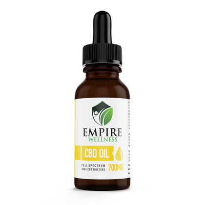 700mg 99% crystal isolate CBD Oil