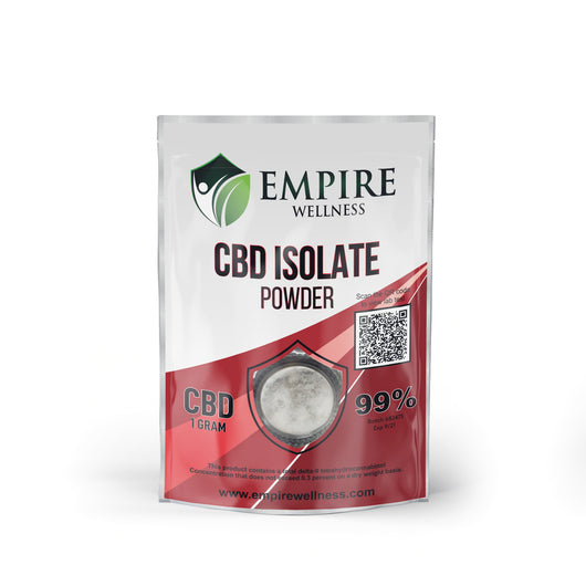 99% CBD isolate 1 gram
