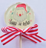 Personalised Lollipop Set