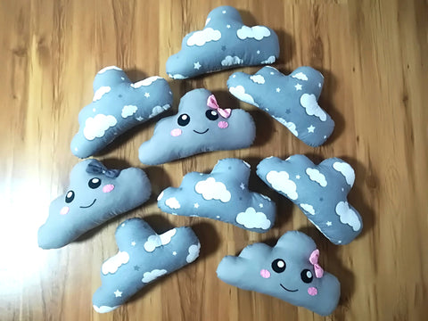 Cloudsy Friends Themed Decor Cushions