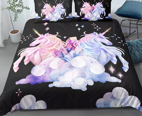Dreamy Unicorns Duvet Set