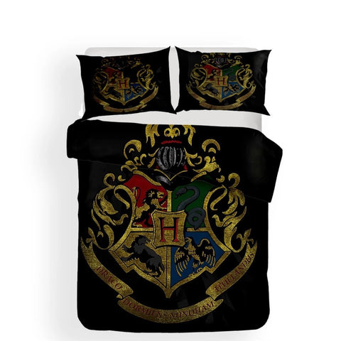 Harry Potter Duvet Set