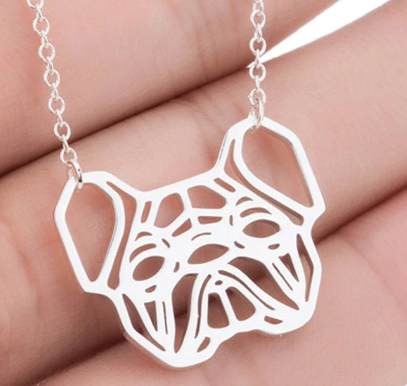 Stainless Steel Boho Animal Choker Necklace