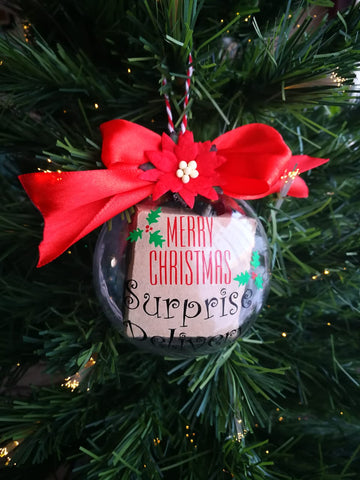 Surprise Gift Bauble