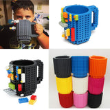Build-On Brick Lego Style Mug