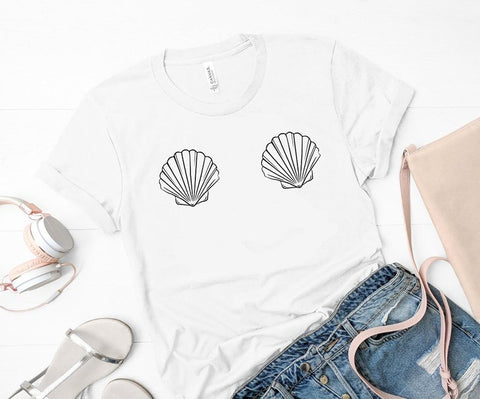 Sea Shell T-Shirt (5 colours available)